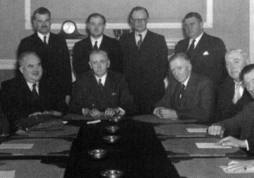 The Second Inter-Party Government