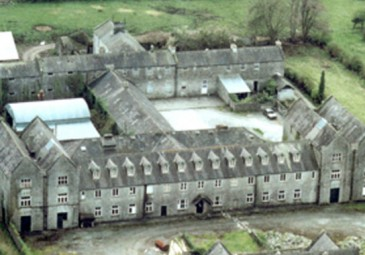 Birr Workhouse from the sky