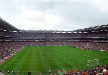 Croke Park from Hill 16