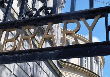National Library of Ireland, Dublin, Ireland