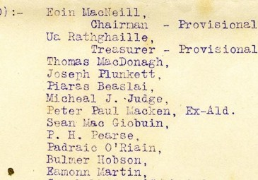 Statement to the Irish Volunteers, 24 September 1914