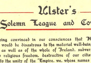 Ulster Covenant